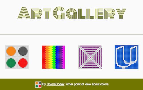 Pixel Art Maker!